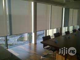 Roller, PVC And Fiber Windowblinds   Building Materials for sale in Lagos State, Victoria Island