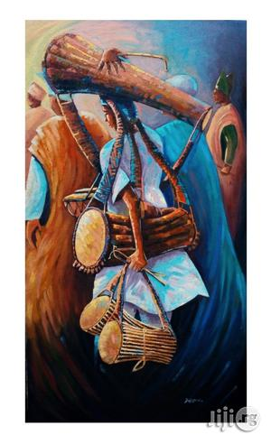 The Apprentice Oil on Canvas | Arts & Crafts for sale in Lagos State, Ikeja