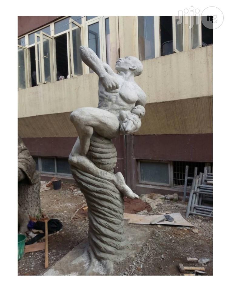Survival, Sculpture
