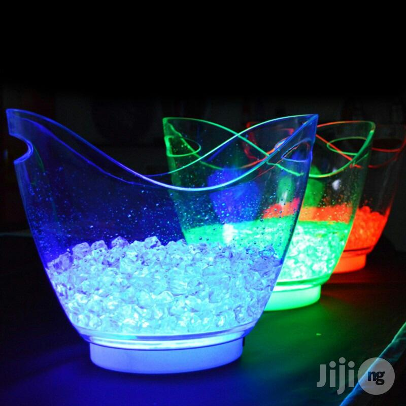 LED Light Champagne Bucket   Home Accessories for sale in Lagos Island (Eko), Lagos State, Nigeria