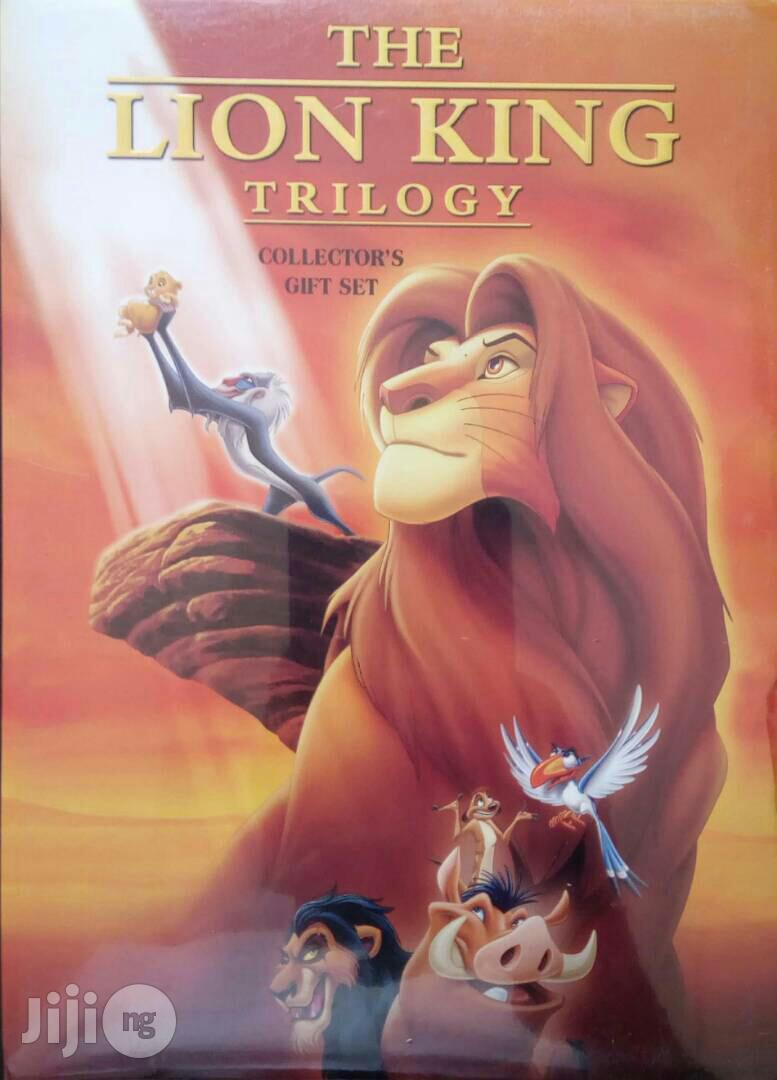 The Lion King - Cartoon For Children (FREE SHIPPING)