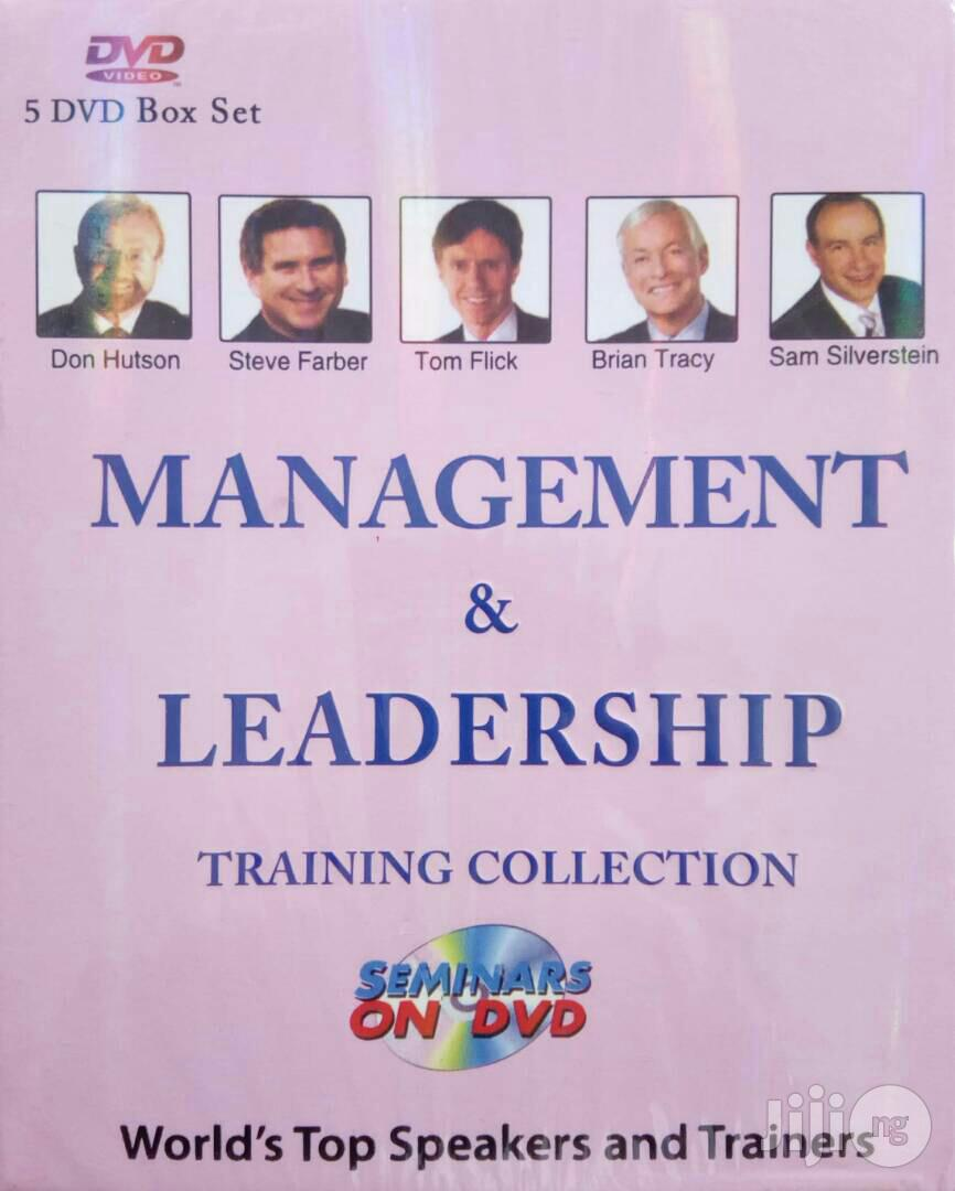 Management And Leadership - Training Collection(FREE SHIPPING)