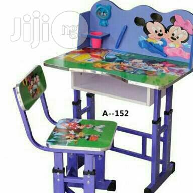 Character Kids Table And Chair