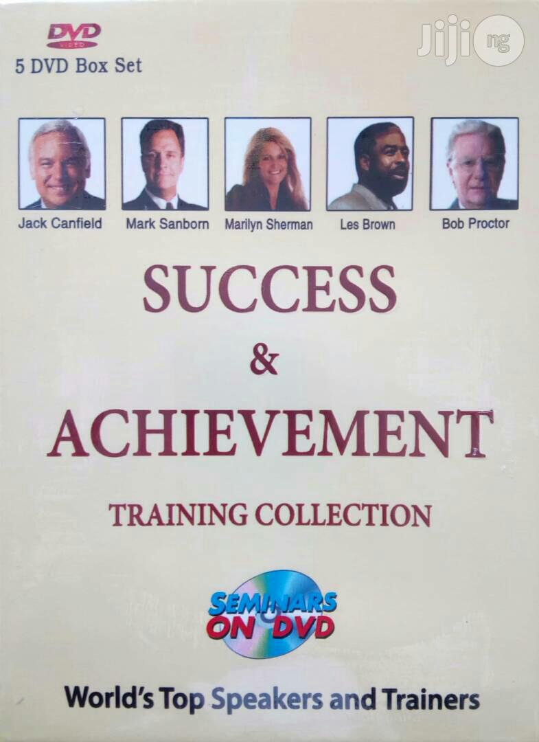 Success And Achivement - Training Pack (FREE SHIPPING)