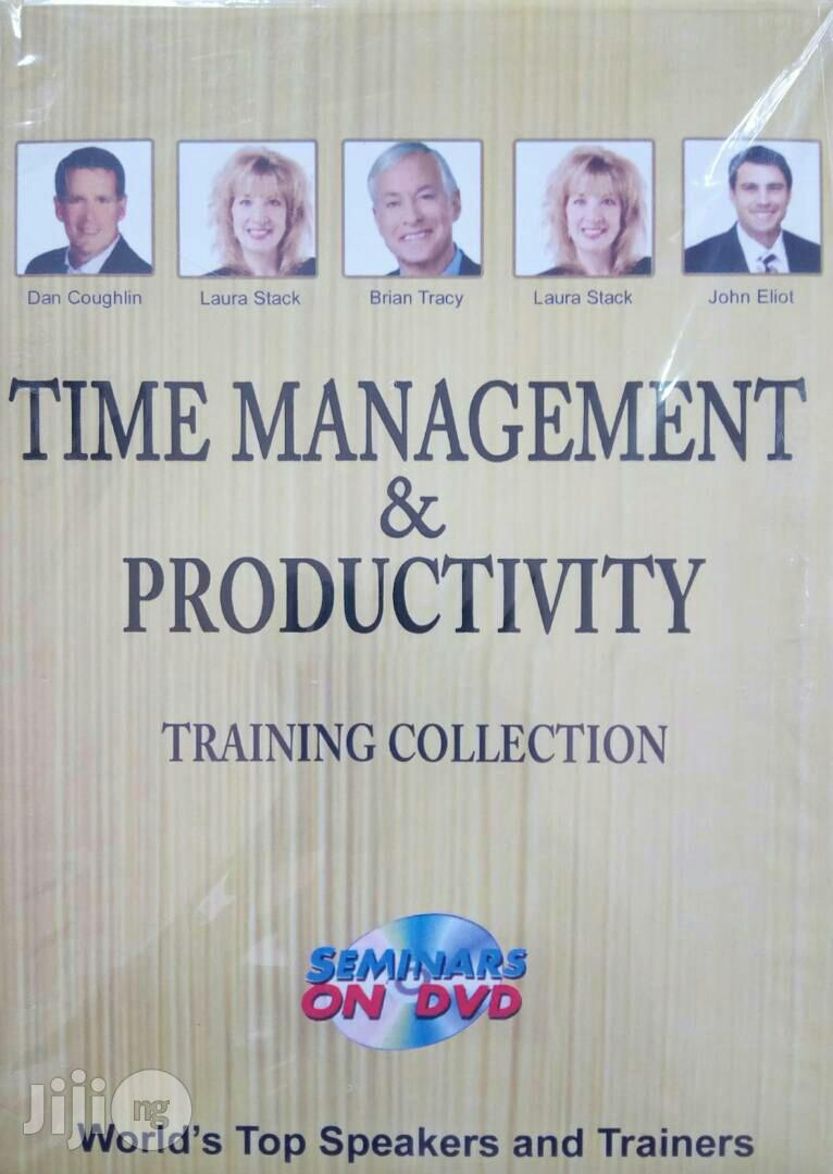 Time Management And Productivity - Training Collection