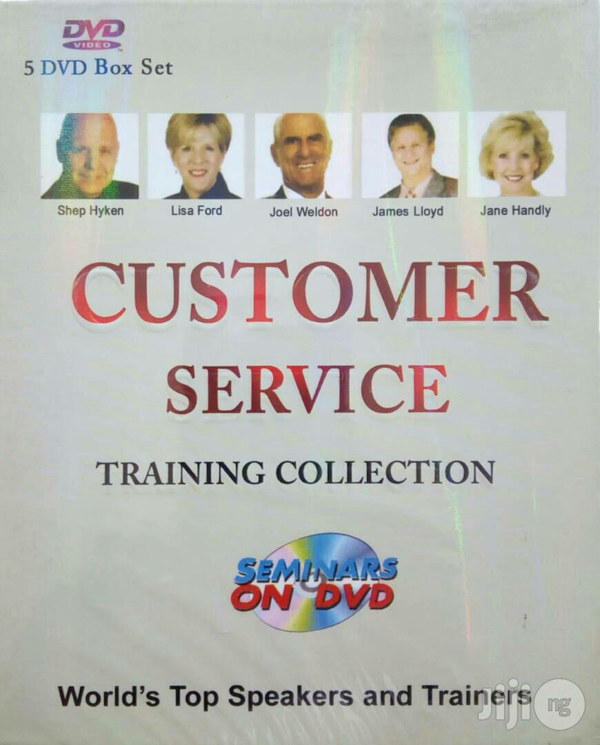 Customer Service - Traning Collection