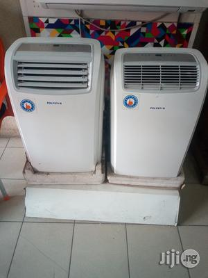 Polystar 1hp Room Mobile Standing A.C With 2yrs Wrnty.   Home Appliances for sale in Lagos State, Ojo