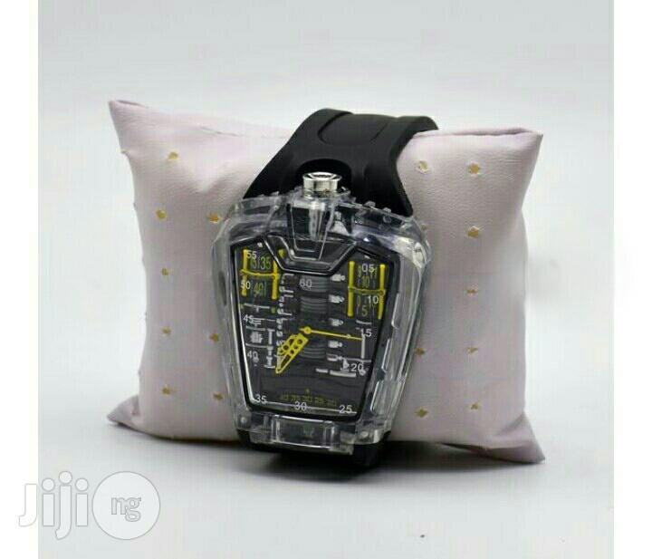 Hublot Ferrari Watch -Rubber