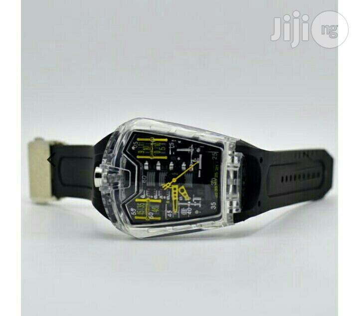 Hublot Ferrari Watch -Rubber   Watches for sale in Surulere, Lagos State, Nigeria