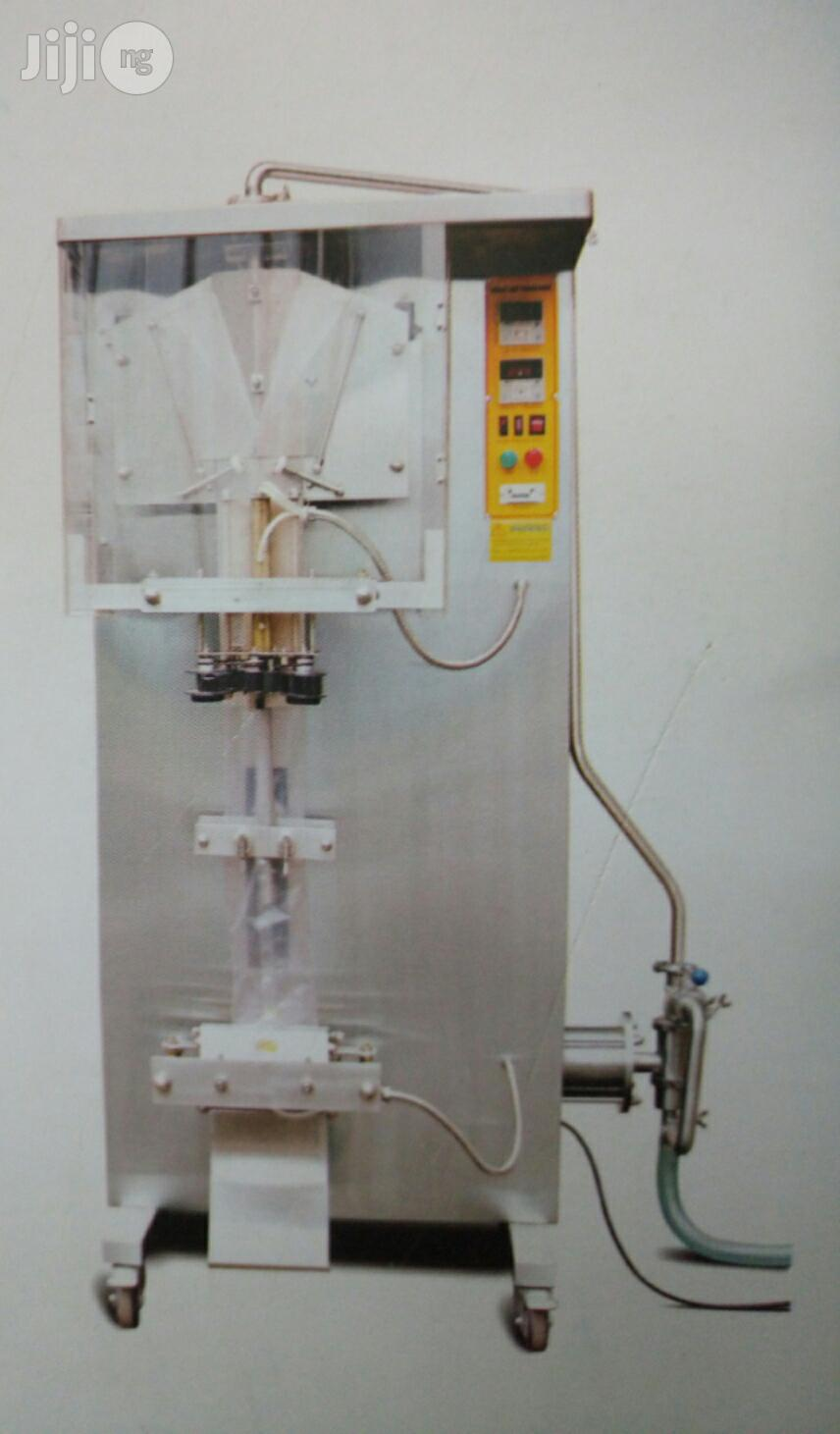Pure Water Automatic Filling Sealing Machine
