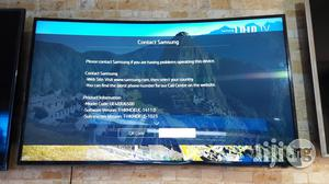 Samsung Smart Curved UHD 4K Led 48 Inches UE48JU6500 | TV & DVD Equipment for sale in Lagos State, Ojo