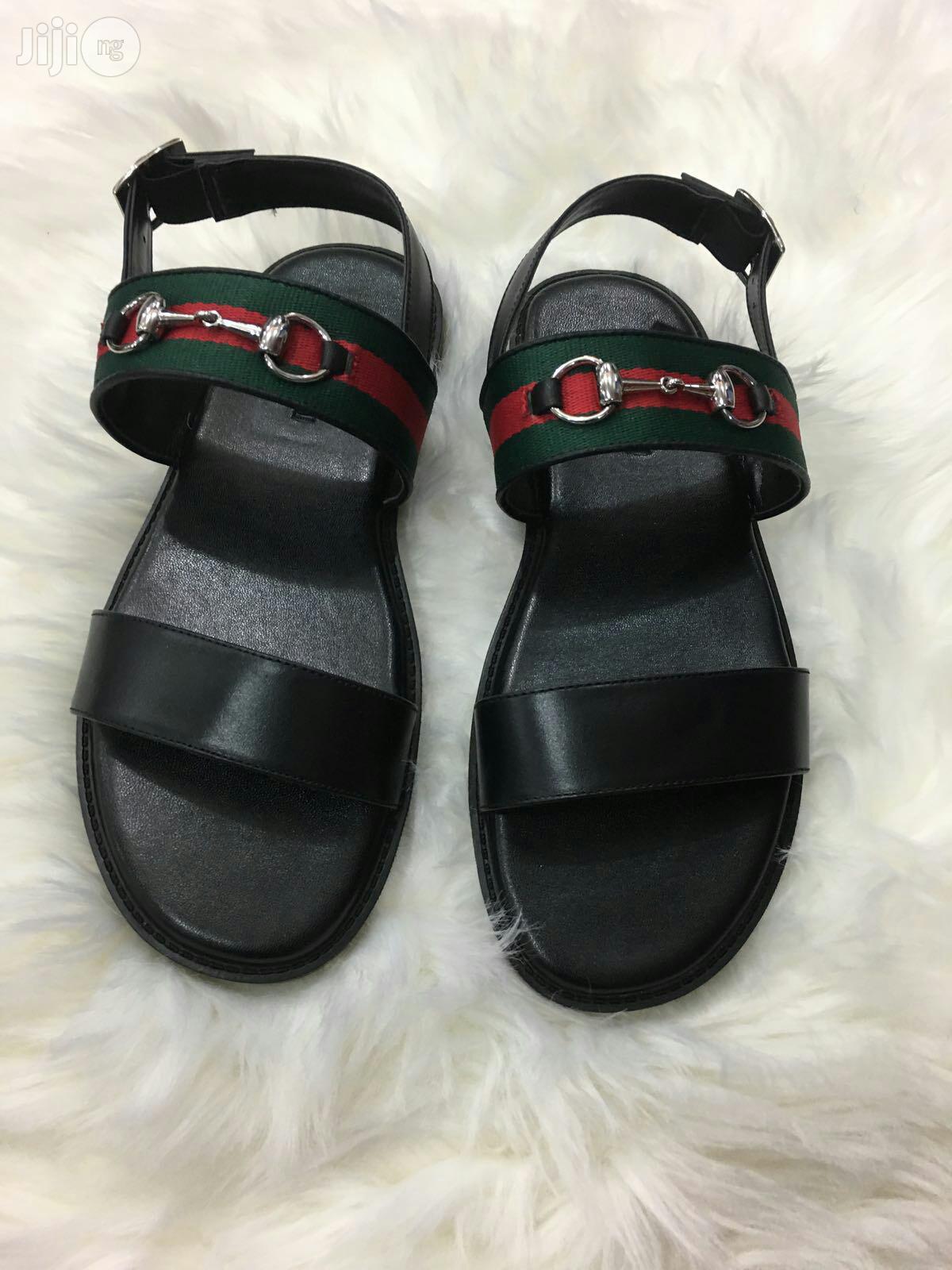 Original Men Gucci Sandals in Surulere