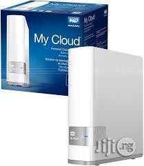 Western Digital My Cloud Personal Storage - 2TB - White