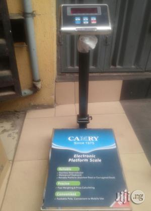 Camry Digital Weighing Scale 300kg | Store Equipment for sale in Lagos State, Ojo