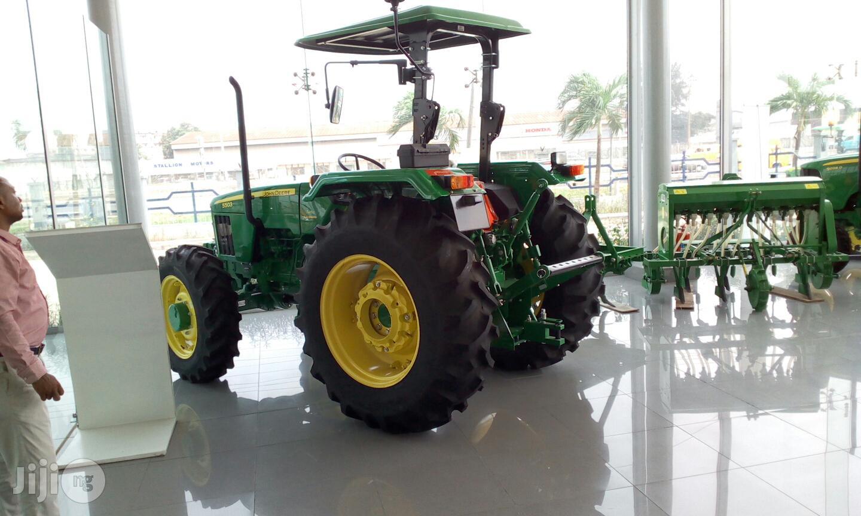 New Tractors John Deere