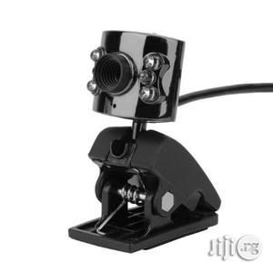 Majestic HD Webcam Camera With Microphone Mic For PC Laptop | Computer Accessories  for sale in Lagos State, Ikeja