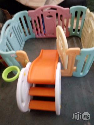 Playground Pen With Slides   Toys for sale in Lagos State, Ikeja