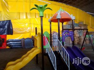 2 In 1 Playground Slides With Rail   Toys for sale in Lagos State, Ikeja