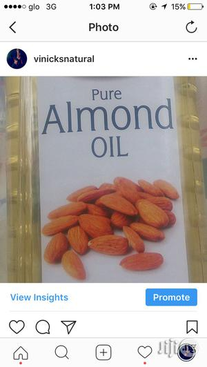 Almond Oil | Skin Care for sale in Abuja (FCT) State, Gwarinpa