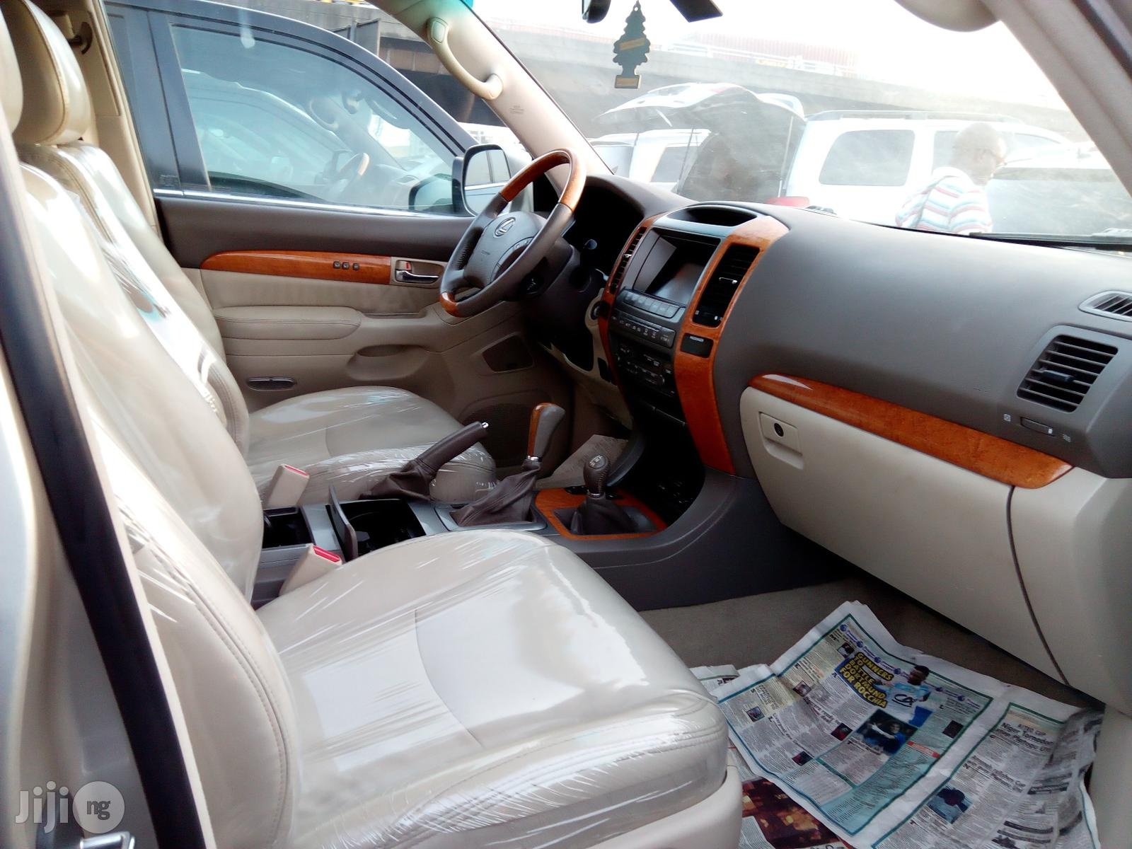 Lexus GX 2007 470 Gold   Cars for sale in Apapa, Lagos State, Nigeria