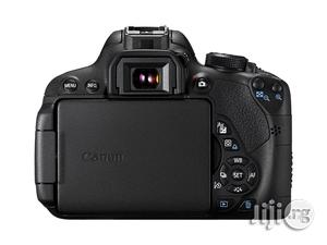 Canon EOS 700D Digital SLR Camera With 3 Inch LCD - Black | Photo & Video Cameras for sale in Lagos State