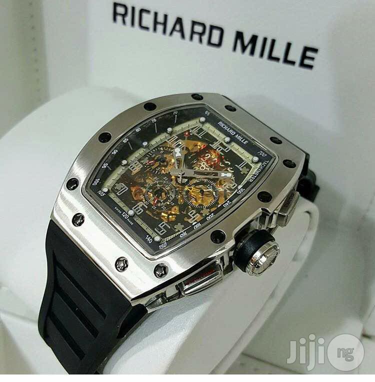 Archive: Richard Mille Chronograph Men Wristwatch