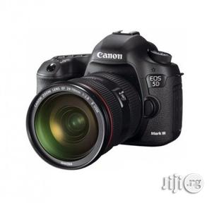 Canon EOS 5D Mark III Camera - Black (Black Friday) | Photo & Video Cameras for sale in Lagos State