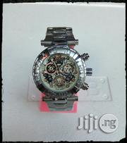 Invicta Silver Men's Wristwatch   Watches for sale in Lagos State, Surulere