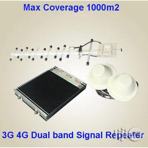 2G/3G/4G Triband GSM Cell Phone Signal Repeater Booster Amplifier Exte   Networking Products for sale in Adamawa State