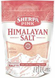 Himalayan Pink Salt For Healthy Alternative To Regular Salt (1kg) | Meals & Drinks for sale in Lagos State, Lekki Phase 2