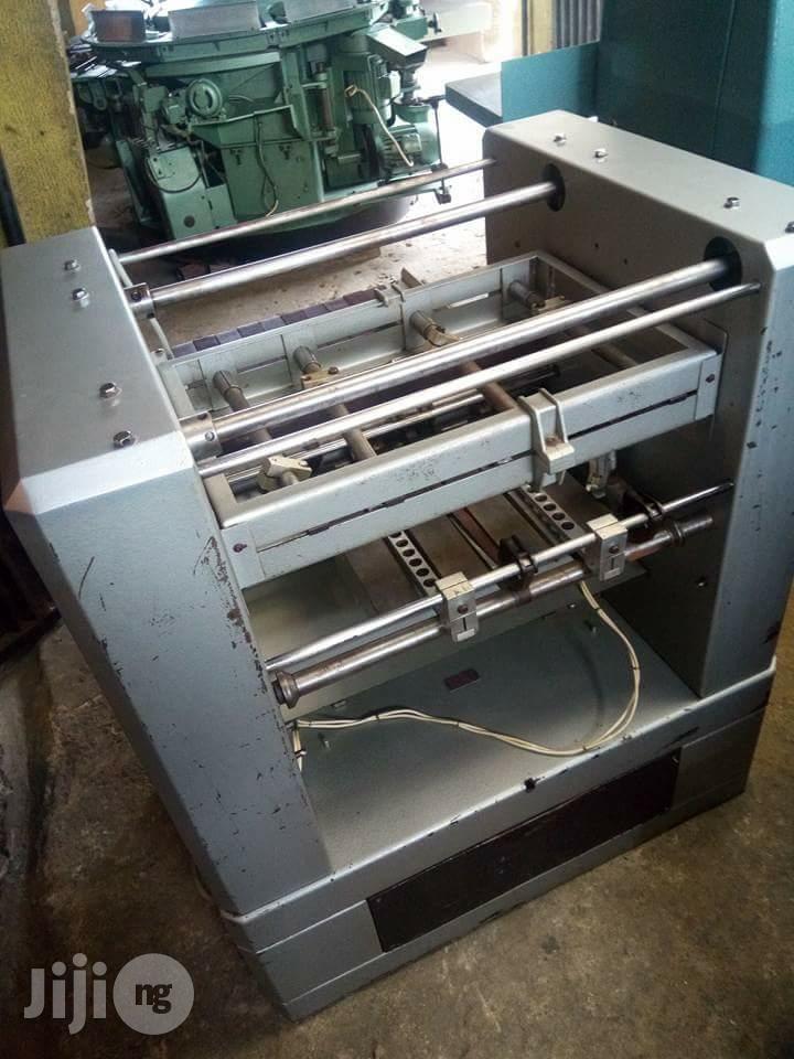 Rollem Perfrating Machine