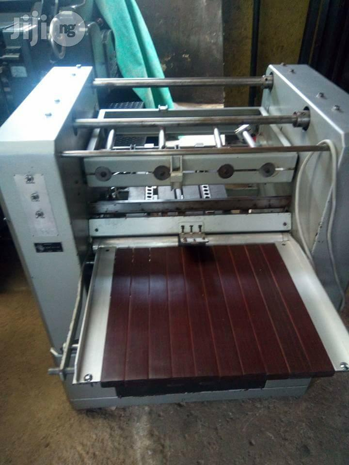 Rollem Perfrating Machine | Repair Services for sale in Mushin, Lagos State, Nigeria