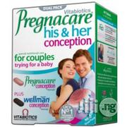 Increase Fertility For Couples Trying For Baby- Pregnacare His And Her   Sexual Wellness for sale in Lagos State