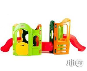 Play House With Double Slides For Kids   Toys for sale in Lagos State, Ikeja
