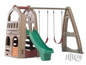 Play House With Slide & Double Swing Set For Kids | Toys for sale in Lagos State, Ikeja
