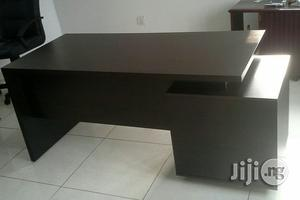 Office Table With 3 Attached Drawers   Furniture for sale in Lagos State, Ikeja
