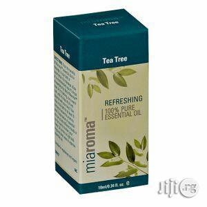 Miaroma Tea Tree Pure Essential Oil | Skin Care for sale in Lagos State, Lekki