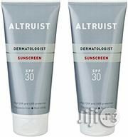 Altruist Dermatologist Sunscreen SPF 30 for Natural Sun Protection | Skin Care for sale in Lagos State, Lekki Phase 2