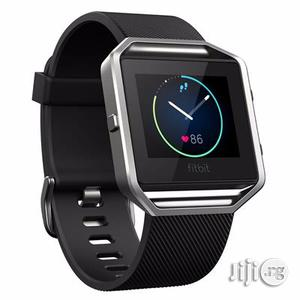 Fitbit Blaze Smart Fitness Watch - Black (Black Friday) | Smart Watches & Trackers for sale in Lagos State