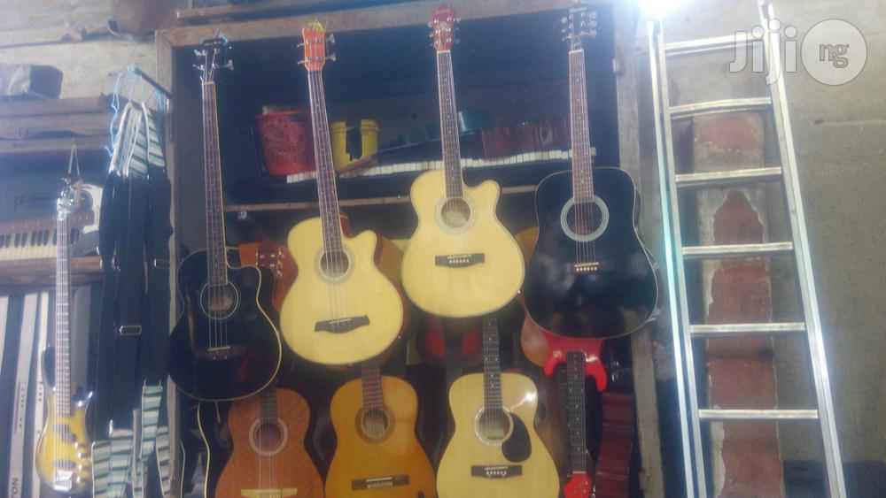 UK Used Acoustic Lead and Bass Guitars for Sale | Musical Instruments & Gear for sale in Ojo, Lagos State, Nigeria