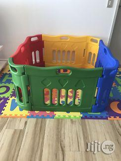Plastic Kids Playground Pen   Toys for sale in Lagos State, Ikeja
