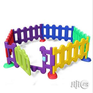 Plastic Playground Fence For Sale   Toys for sale in Lagos State, Ikeja
