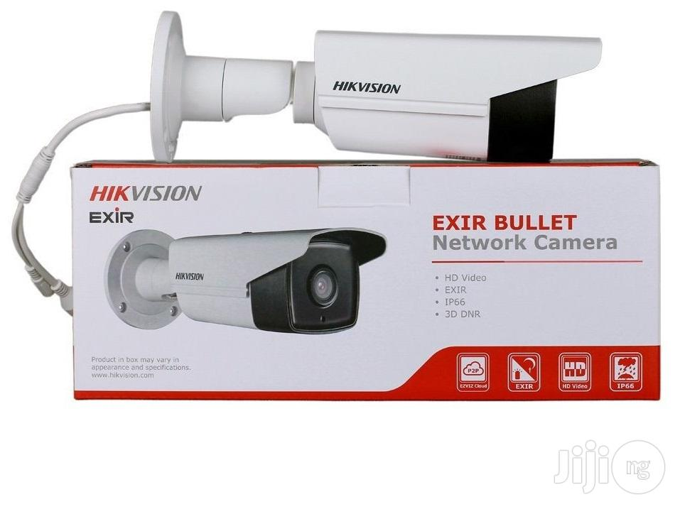 Archive: Hikvision Ds-2cd2t22wd-i8 IP Camera 2mp, IR LED 80M, 4mm(90°), Ip66, P
