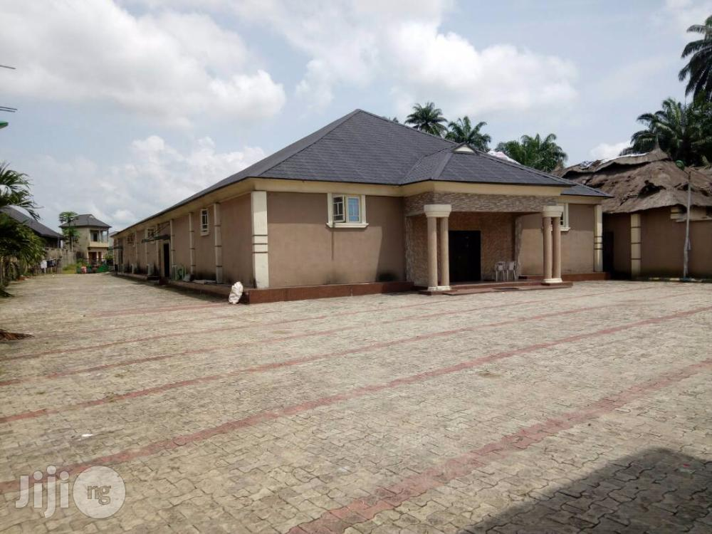 Event Center With Large Parking Hall for Sale at Rumualogu Port Harcou | Event centres, Venues and Workstations for sale in Port-Harcourt, Rivers State, Nigeria
