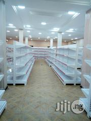 Supermarket Shelf/Gondola (Double Sided) | Store Equipment for sale in Lagos State, Agege
