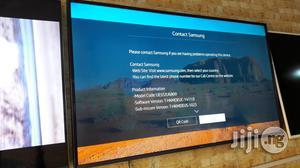 Samsung UE55JU6800 55 Inches Smart UHD 4K TV   TV & DVD Equipment for sale in Lagos State, Ojo