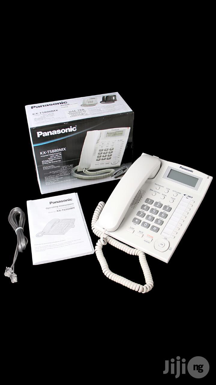 Callers ID Panasonic Phone