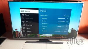 Samsung UE55JU6800 55 Inches Smart UHD 4K Led Tv   TV & DVD Equipment for sale in Lagos State, Ojo
