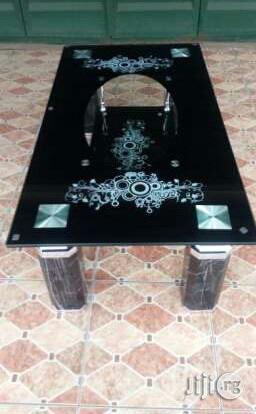 High Quality Unique Center Table Glass
