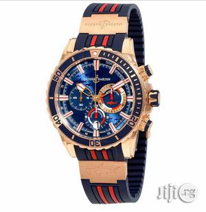 Ulysse Nardin Diver Automatic Men's Limited Edition Watch | Watches for sale in Lagos State, Oshodi